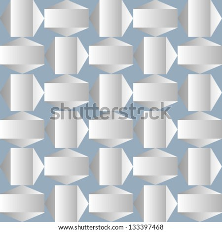 Abstract background gray toned - stock vector