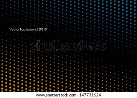 abstract background. halftone. vector. eps10 - stock vector
