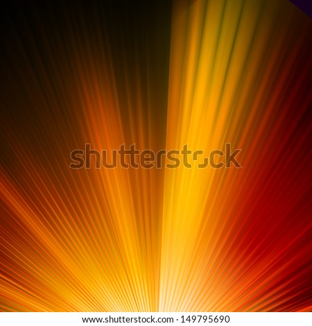 Abstract background in red tones. EPS 10 vector file included - stock vector