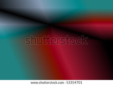 Abstract background in vector - stock vector