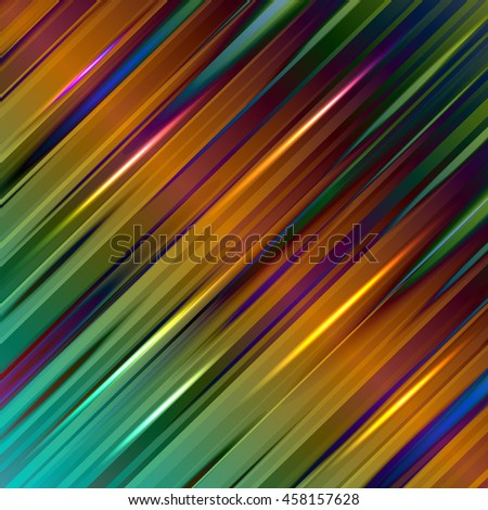 Abstract background. Lines and strips. Vector illustration.