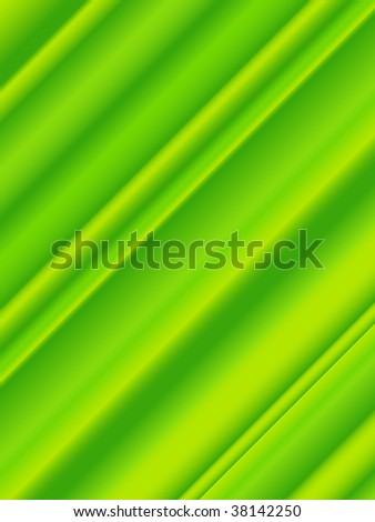 Abstract background made from lines with color gradient - stock vector