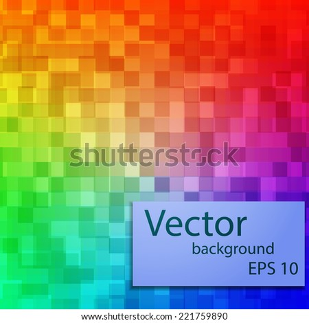 Abstract  background made in vector