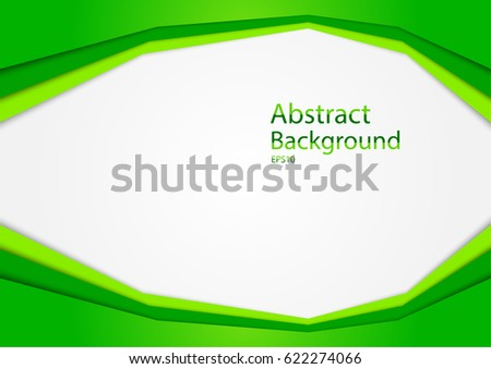 Abstract Background Modern Style Overlay With Space For Design Text Input