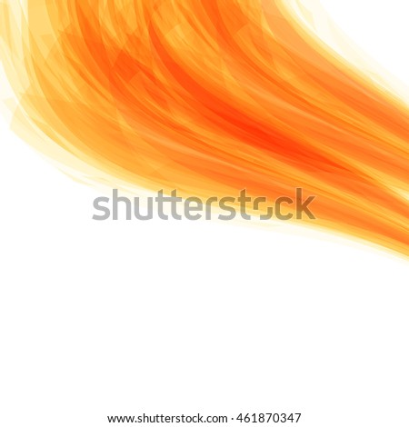 Abstract background of bright lines of color creating an atmosphere of movement. Vector illustration