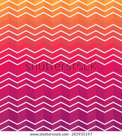 Abstract background of colorful waves