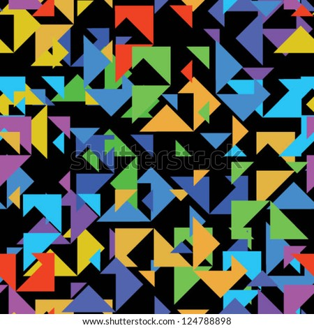 abstract background pattern - stock vector