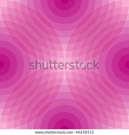 Abstract background pattern . Vector Illustration - stock vector