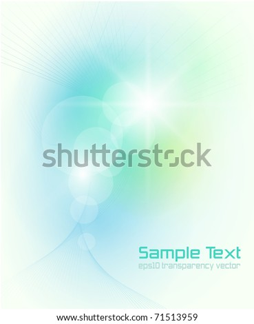 Abstract background soft white, vector illustration. - stock vector