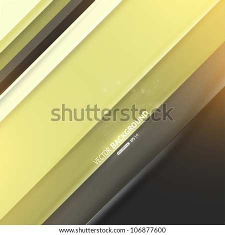 Abstract background, template for modern design. EPS10 vector illustration. - stock vector