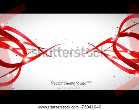 Abstract background that you can use it for business card.EPS10 Vector. - stock vector