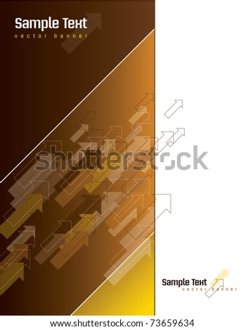 Abstract Background. Vector eps10. - stock vector