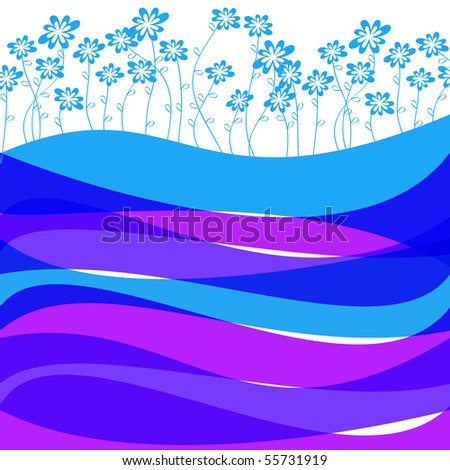 Abstract background. Vector format 10 eps - stock vector