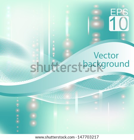 Abstract background vector illustration 1