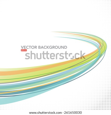 Abstract Background.Vector illustration. - stock vector
