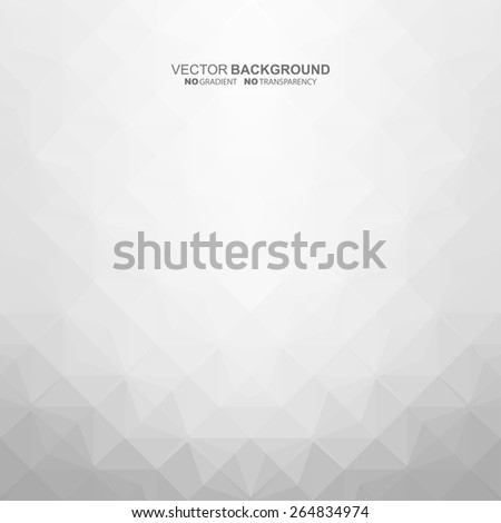 Abstract background. Vector illustration does not contain gradient and transparency - stock vector