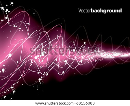 Abstract Background. Vector Illustration. Eps10 Format.