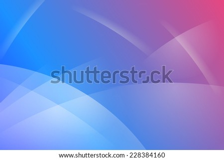 Abstract background with blue and violet color transitions for your decor