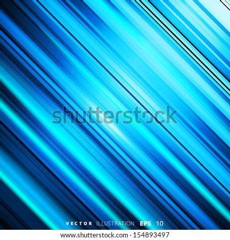 Abstract background with colored lines and light