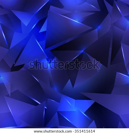 Abstract background with geometric patterns. - stock vector