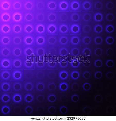 abstract background with light mosaic. Template for your design