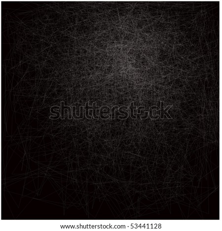 Abstract background with scratches for your design. - stock vector