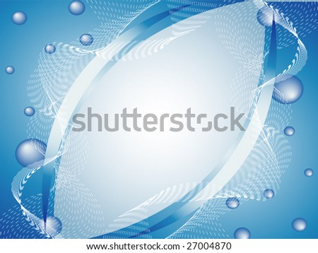 Abstract background with space to insert your own text - stock vector