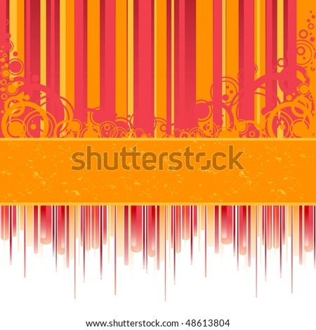 abstract background with strips for a design