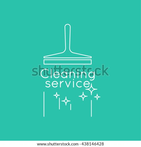 Cleaning Services Logo Stock Images Royalty Free Images