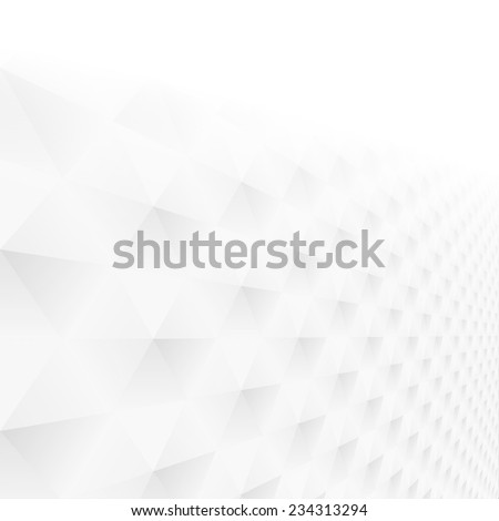Abstract background with white shapes. Vector illustration - eps10 - stock vector