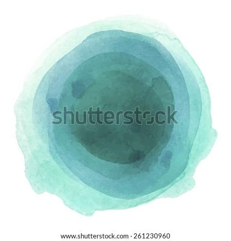 Abstract balloon paint : vector eps.10 - stock vector