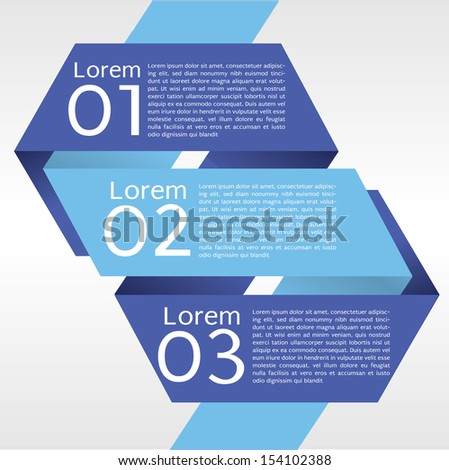 Abstract Banners Vector EPS10 - stock vector
