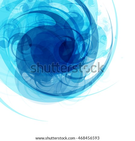 Abstract beautiful background for design of posters and flyers. Vector illustration