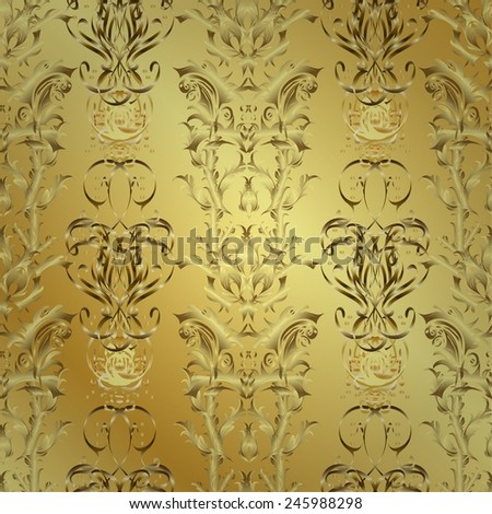 Abstract beautiful background, royal, damask ornament, vintage, rich pattern, luxury, artistic vector wallpaper, floral, oldest style fashioned arabesque fabric for decoration and design