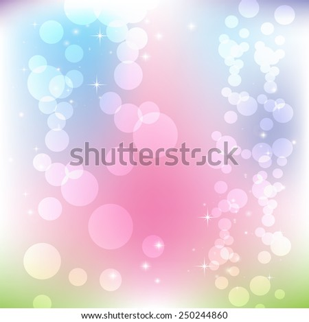 Abstract beautiful background. Vector illustration - stock vector