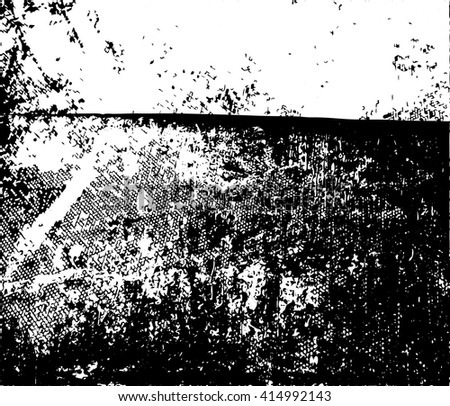 Abstract black and white texture