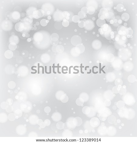 abstract blur background. gray. vector eps10 - stock vector