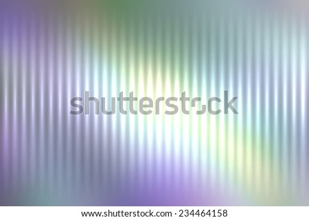 Abstract blur colored background with defocused vertical rays of light. - stock vector