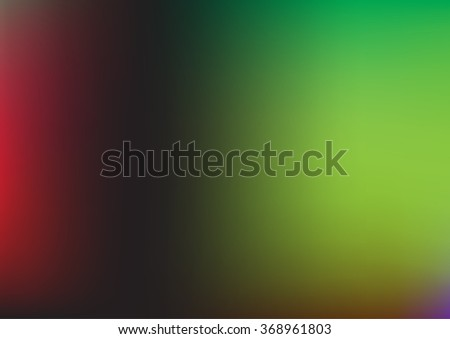 Abstract blurred background with multicolor,  smooth gradient texture color, glowing website pattern, banner header or sidebar graphic art image