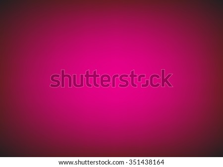 Abstract blurred background with neon pleasant colors,abstract dark pink blurred background, smooth gradient texture color, glowing website pattern, banner header or sidebar graphic art image - stock vector