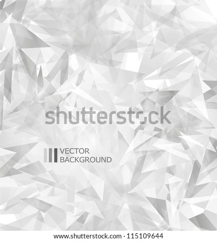 Abstract Book cover /Abstract Background  for design/brochure - stock vector