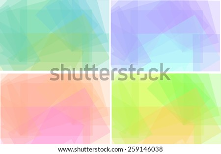 abstract bright radiant vector background