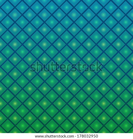 Abstract bright seamless geometric pattern