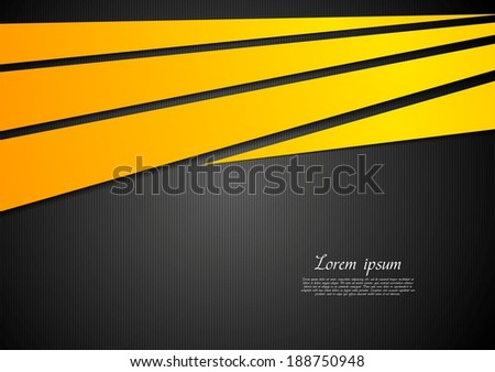 Abstract bright vector corporate background - stock vector