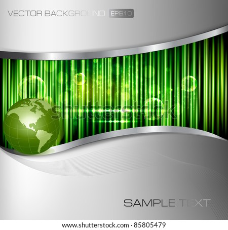Abstract business background. Vector illustration - stock vector