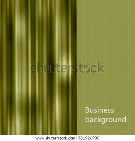 Abstract business background with lines vector illustration