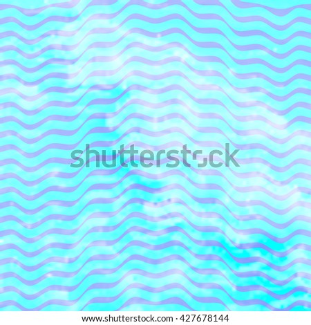 Abstract business background with wave for modern web design. Vector illustration