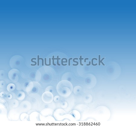 Abstract cell background. Medicine and science research. Vector - stock vector