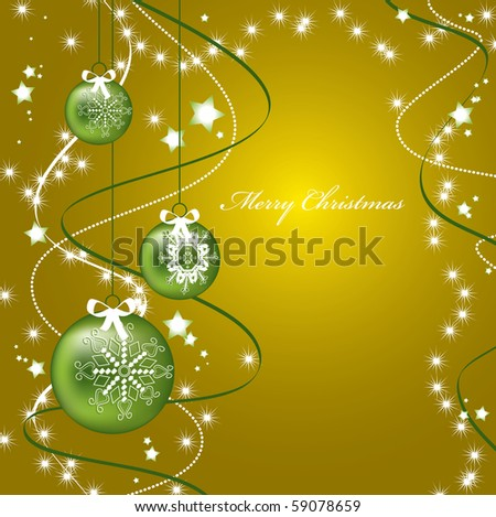 Abstract Christmas Background. eps10.