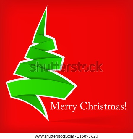 Abstract Christmas Background Vector Illustration eps 10